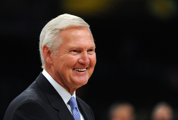 Jerry West./ Getty Images