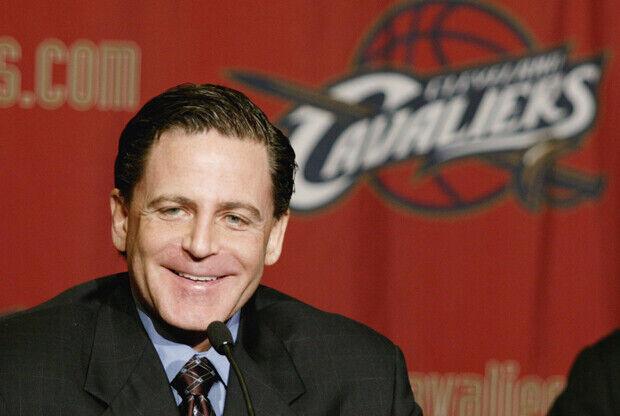 Dan Gilbert, dueño de Cleveland Cavaliers./ Getty Images
