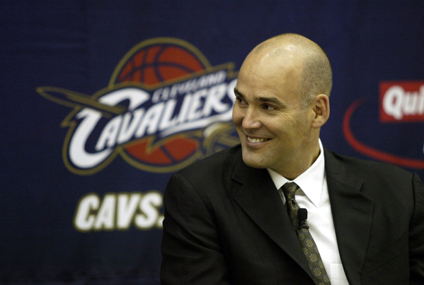 Danny Ferry como general manager de Cleveland Cavaliers./ Getty Images