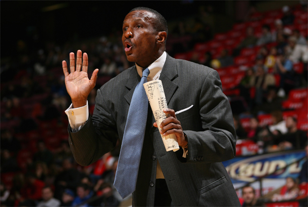 Dwayne Casey, asistente de Dallas Mavericks./ Getty Images