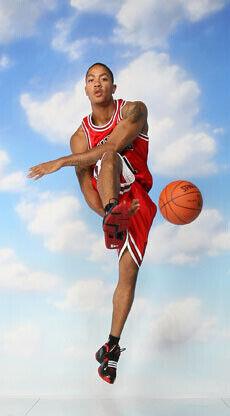 Derrick Rose, MVP de la NBA 2010-2011./Getty Images