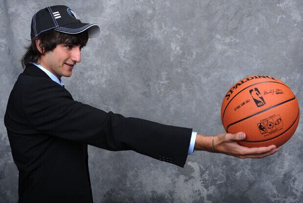 Ricky Rubio, su destino NBA./ Getty Images