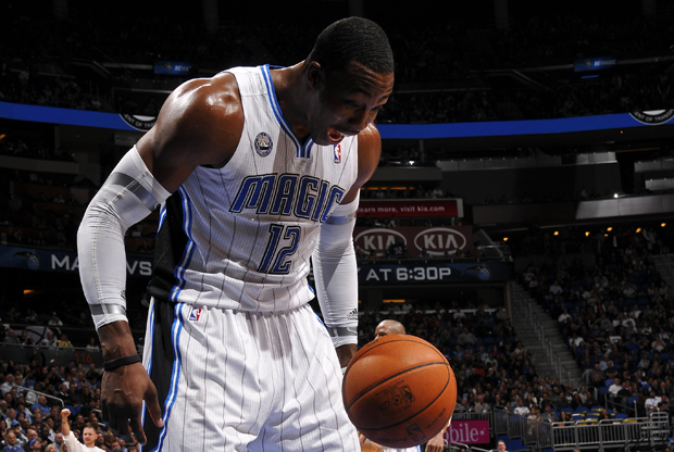 Dwight Howard (Orlando Magic)./ Getty Images