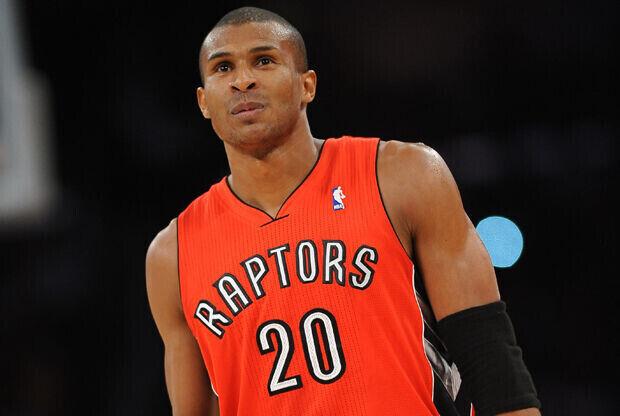 Leandro Barbosa (Toronto Raptors)./ Getty Images