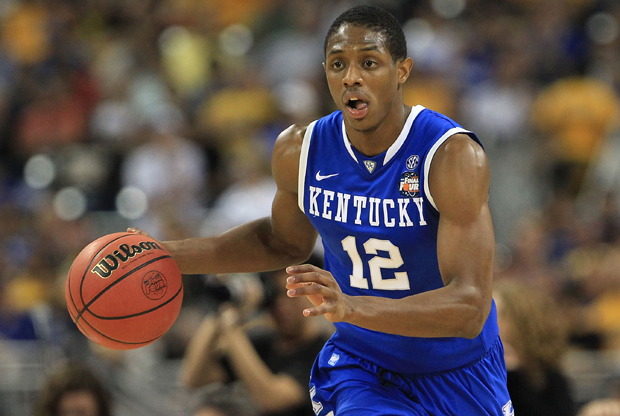 Brandon Knight (Kentucky Wildcats)./Getty Images