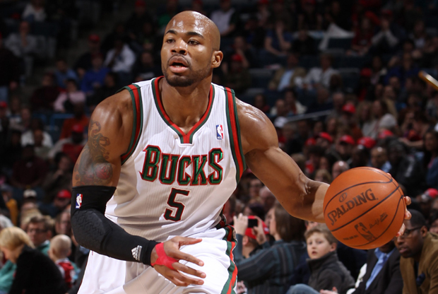 Corey Maggette (Milwaukee Bucks)./ Getty Images