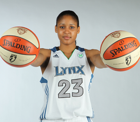 Maya Moore (Minnesota Lynx)./ Getty Images