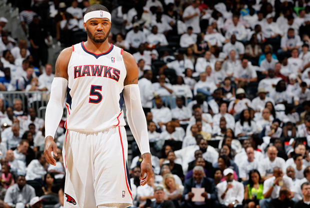 Josh Smith (Atlanta Hawks)./ Getty Images