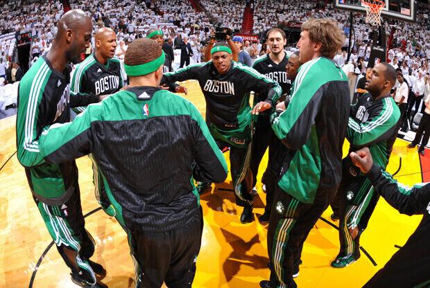 Boston Celtics./ Getty Images
