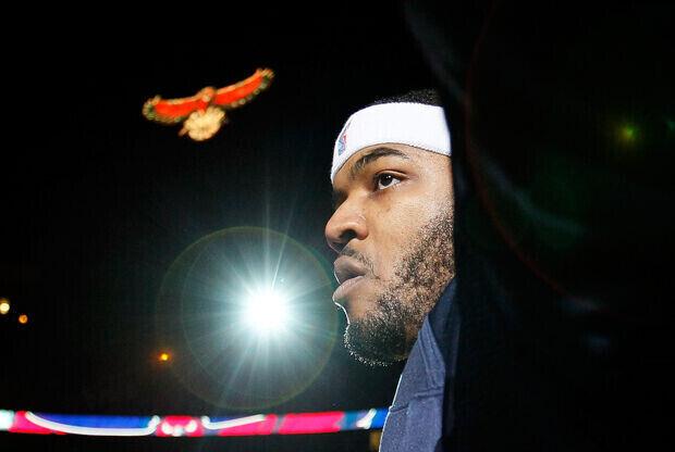 Josh Smith (Atlanta Hawks)./ Getty Images