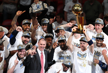 Dallas Mavericks./ Getty Images