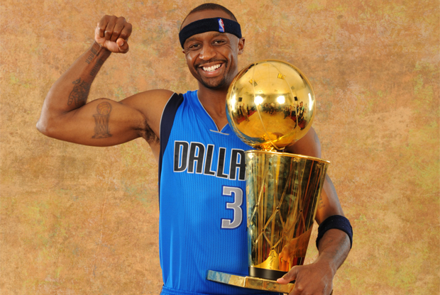 Jason Terry (Dallas Mavericks)./ Getty mages