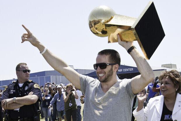 José Juan Barea (Dallas Mavericks)./ Getty Images