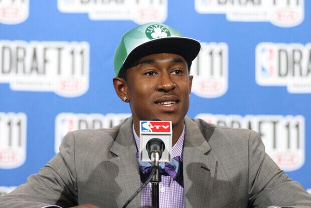 Marshon Brooks, elegido por Boston Celtics en el pick 25 y traspasado a New Jersy Nets./ Getty Images