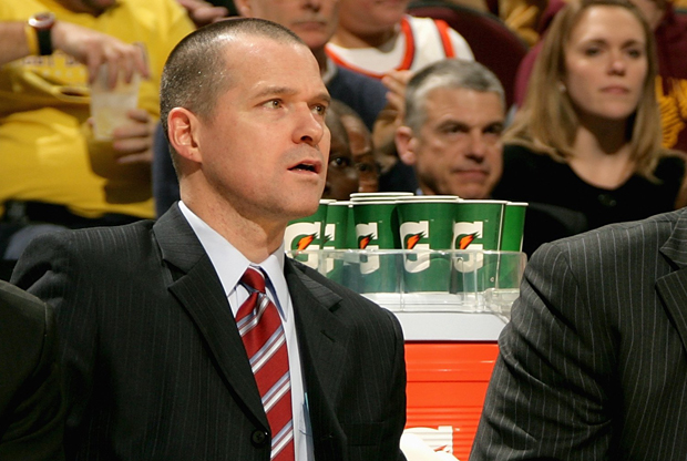 Mike Malone, nuevo asistente de Golden State Warriors./ Getty Images