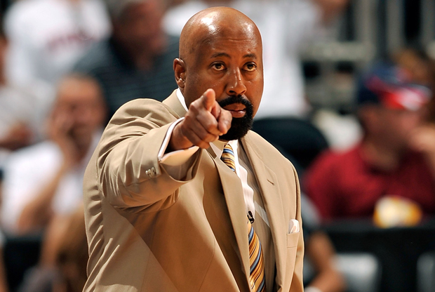 Mike Woodson./ Getty Images