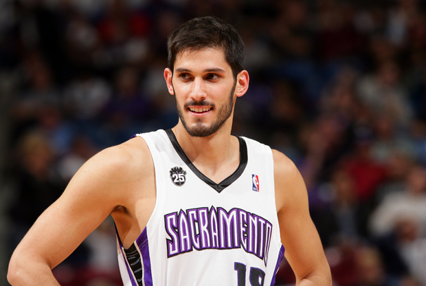 Omri Casspi (Sacramento Kings)./ Getty Images
