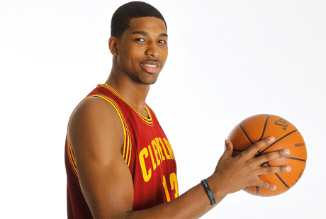 Tristan Thompson, la gran sorpresa del Draft 2011./Getty