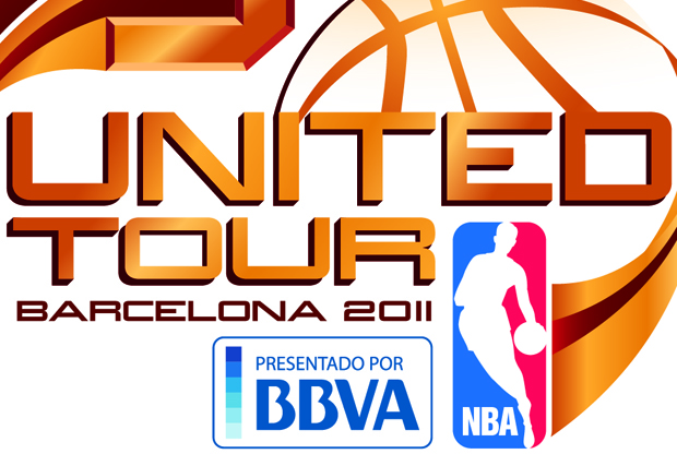 5 United Tour 2011./ NBA y BBVA