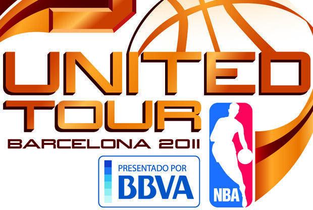 5 United Tour 2011./ NBA y BBVA