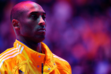 Kobe Bryant./Getty