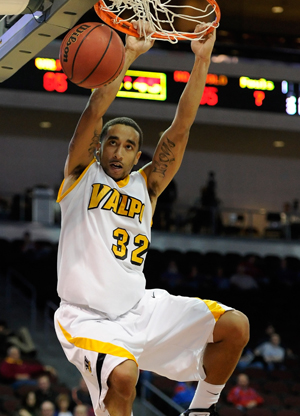 Brandon Wood (Valparaiso Crusaders)./ Getty Images