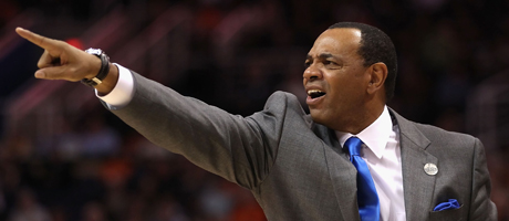 Lionel Hollins, entrenador de Memphis Grizzlies./ Getty Images