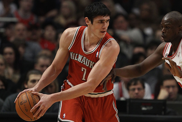 Ersan Ilyasova (Milwaukee Bucks)./ Getty Images