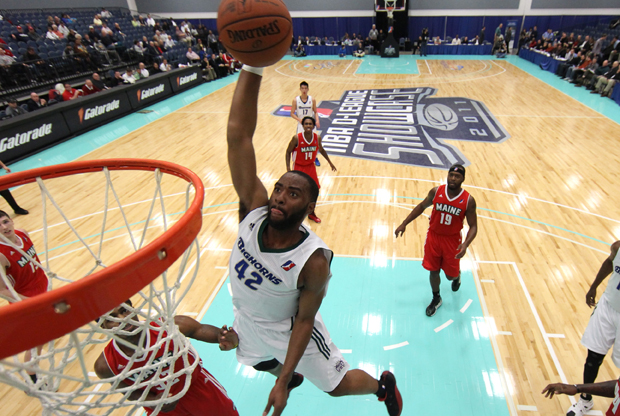 Marcus Landry (Reno Big Horns)./ Getty Images
