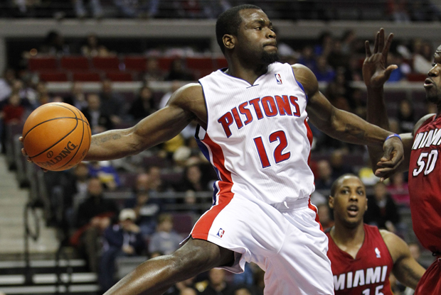 Will Bynum (Detroit Pistons)./ Getty Images