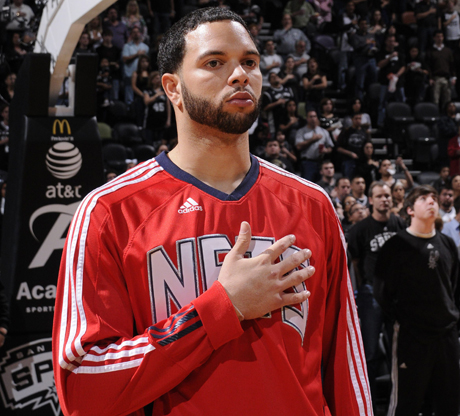 Deron Williams (New Jersey Nets)./ Getty Images