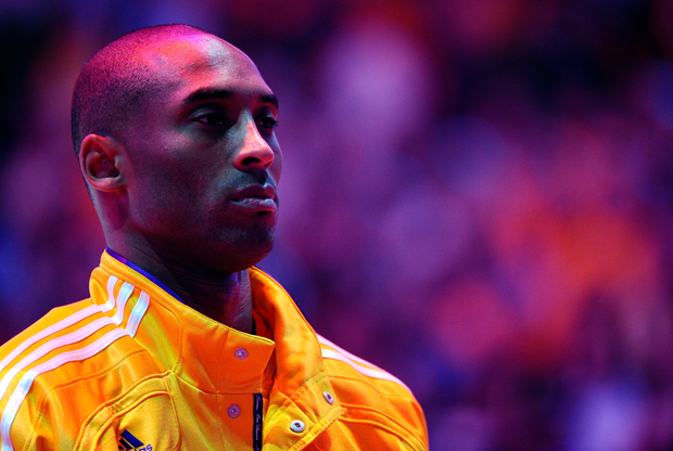 Kobe Bryant (Los Angeles Lakers)./ Getty Images