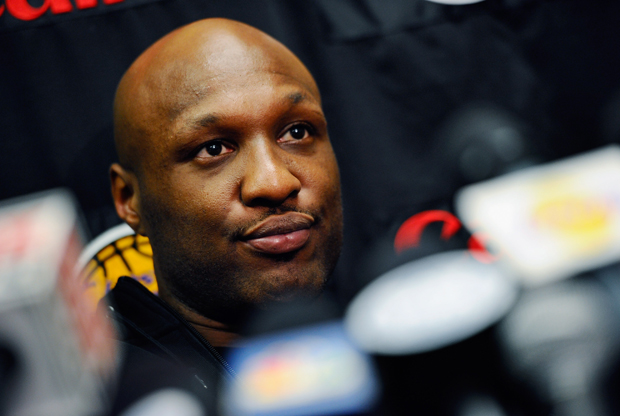 Lamar Odom (Los Angeles Lakers)./ Getty Images