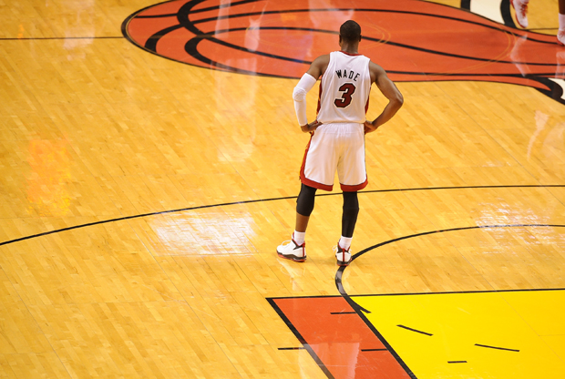 Dwyane Wade (Miami Heat)./ Getty Images