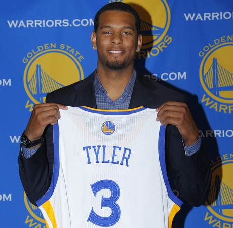 Jeremy Tyler (Golden State Warriors)./ Getty Images