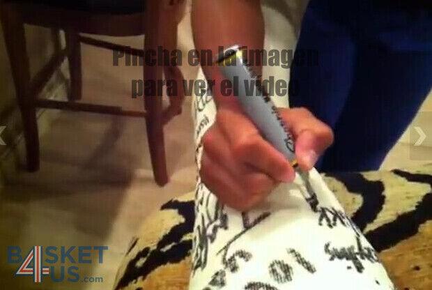 Pincha para ver el vídeo de Shaquille O'Neal