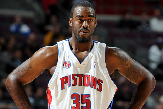 DaJuan Summers (Detroit Pistons)./ Getty Images