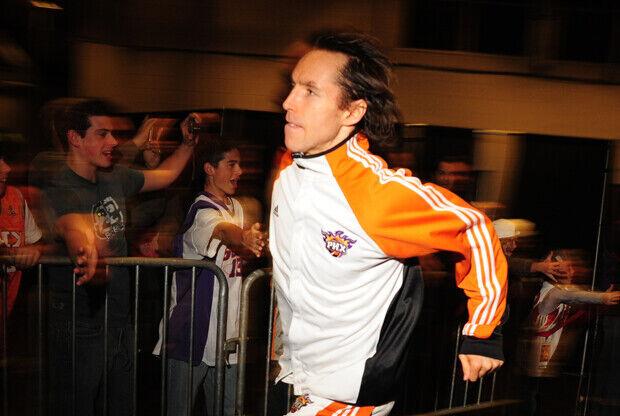 Steve Nash (Phoenix Suns)./ Getty Images