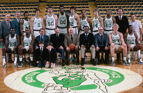 Boston Celtics - 1984./ Getty Images