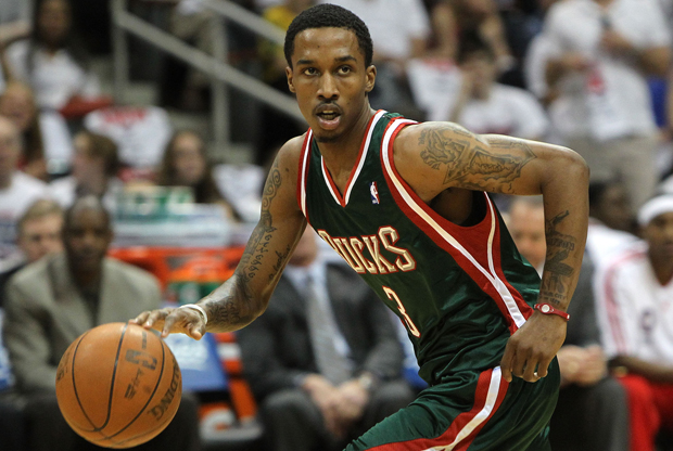 Brandon Jennings (Milwaukee Bucks)./ Getty Images