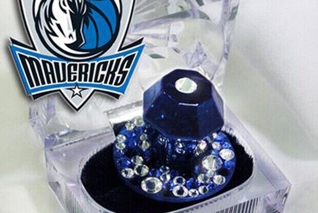 Anillo creado por Bazooka para los Dallas Mavericks