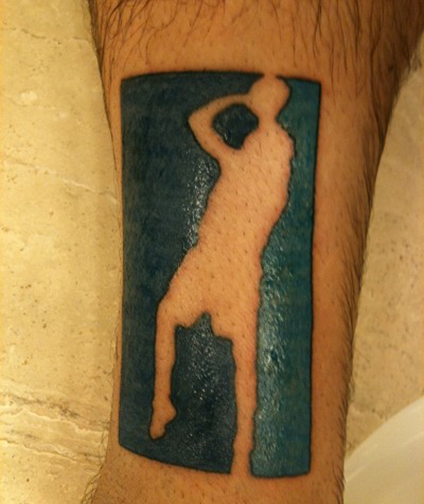 Tatuaje de Dirk Nowitzki