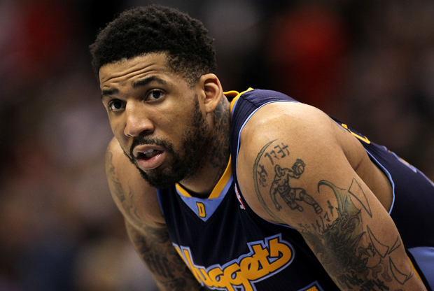 Wilson Chandler (Denver Nuggets)./ Getty Images