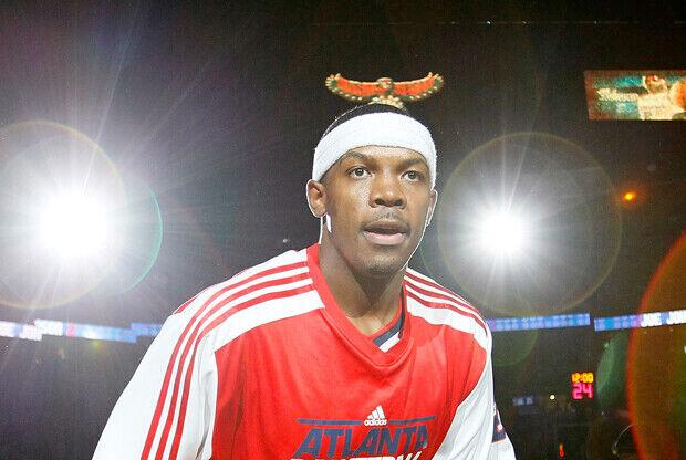 Joe Johnson (Atlanta Hawks)./ Getty Images
