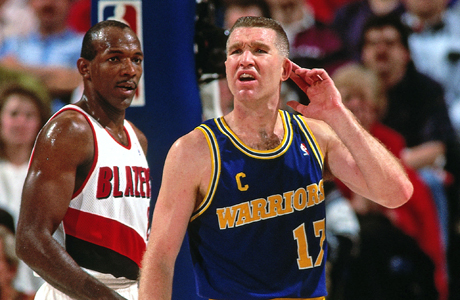 Chris Mullin (Golden State Warriors)./ Getty Images