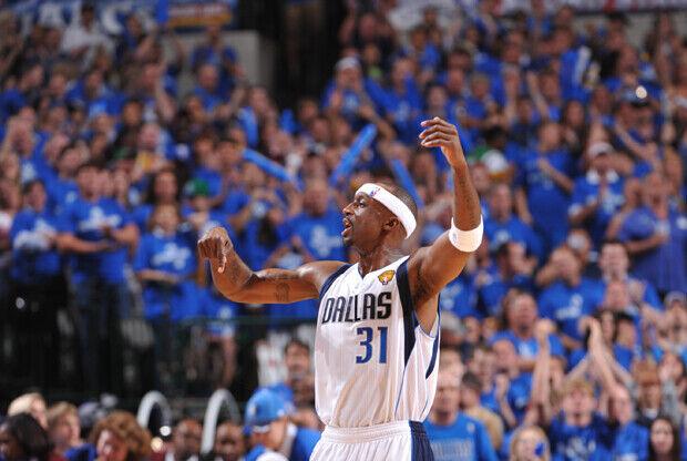 Jason Terry (Dallas Mavericks)./ Getty Images
