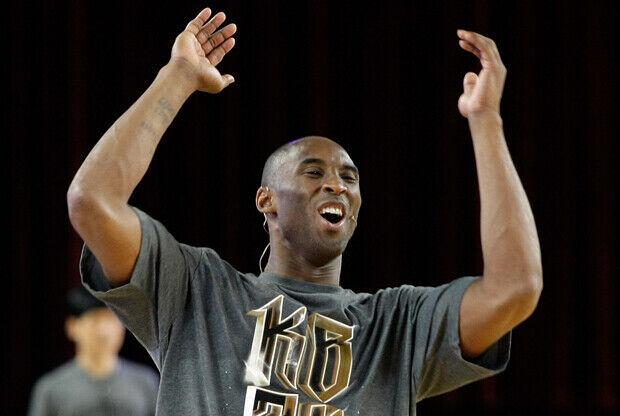 Kobe Bryant ./ Getty Images