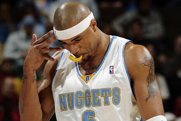 Kenyon Martin (Denver Nuggets)./ Getty Images