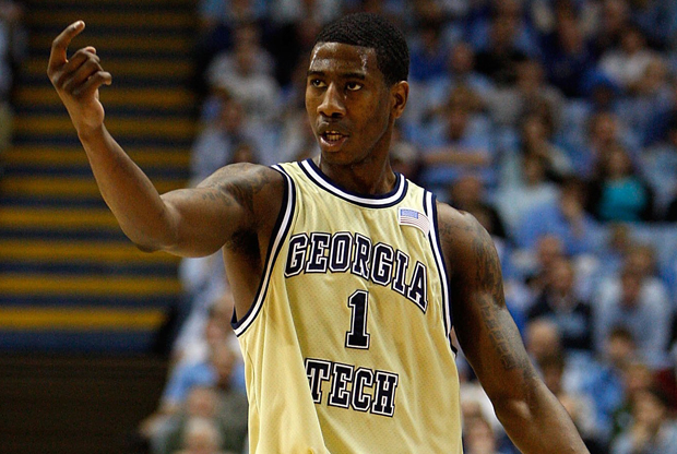 Iman Shumpert (Universidad de Georgia Tech)./ Getty Images