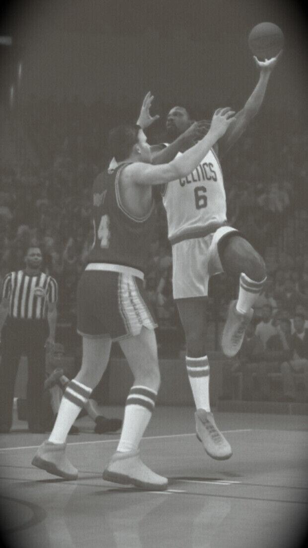 Bill Russell./ 2K Sports